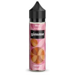 Gimme Ejuice Caramel 50ml Shortfill