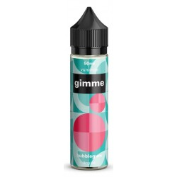 Gimme Ejuice Bubblegum 50ml Shortfill