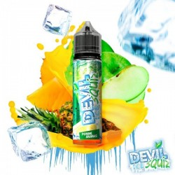 Devil SquizPomme Ananas Ice 0mg 50ml