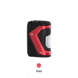 Box Aegis Squonker 100W - Geekvape - Red