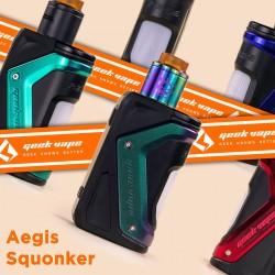 Box Aegis Squonker 100W - Geekvape - Red