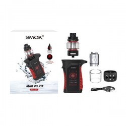 Pack Mag P3 9ml 230W - Smoktech -Grey Black
