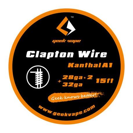 GEEKVAPE KANTHAL A1 CLAPTON WIRE 28x2 +32ga