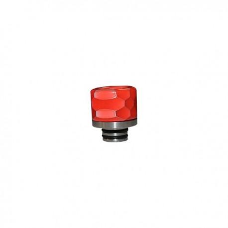 Drip tip 510 Phosphorescent Vermelho