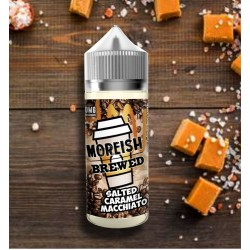 Moreish Brewed Salted Caramel Macchiato 100ml