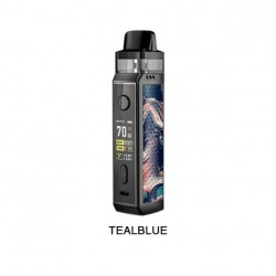Pack Pod Vinci X 70W 5.5ml - Voopoo Teal Blue