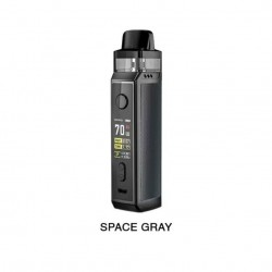 Pack Pod Vinci X 70W 5.5ml - Voopoo Space Grey