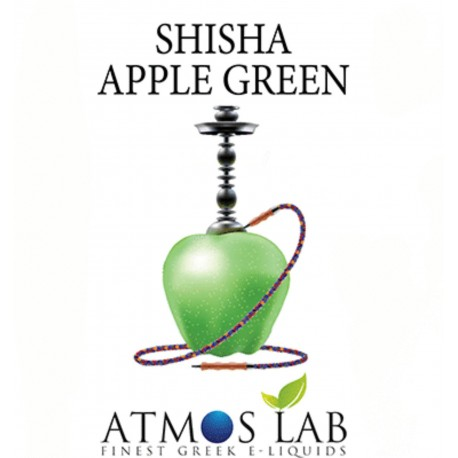 Shisha Apple Green Atmos Lab DIY 10ml