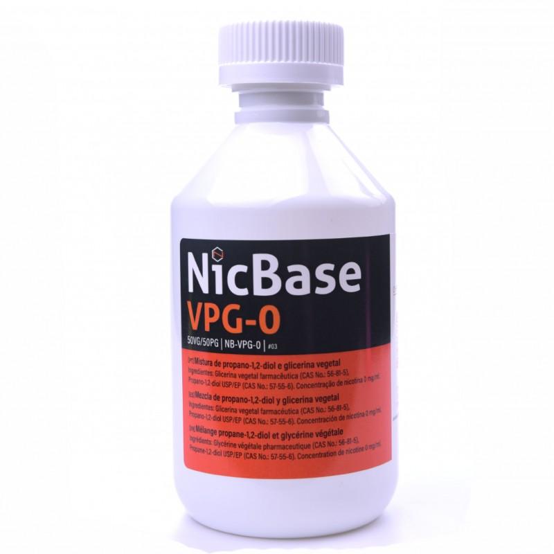 NICBASE VPG 50/50 250 ML