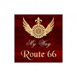 ROUTE 66 DIVINE CLOUDS